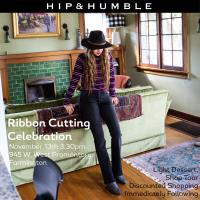 Hip & Humble-Farmington Ribbon Cutting