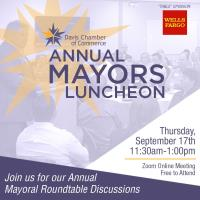 Annual Mayors Lunch