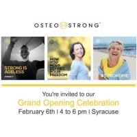OsteoStrong Ribbon Cutting and Grand Opening