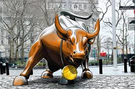 Bull on Wall St