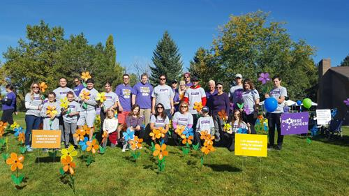 Join us in ending Alzheimers #EndALZ