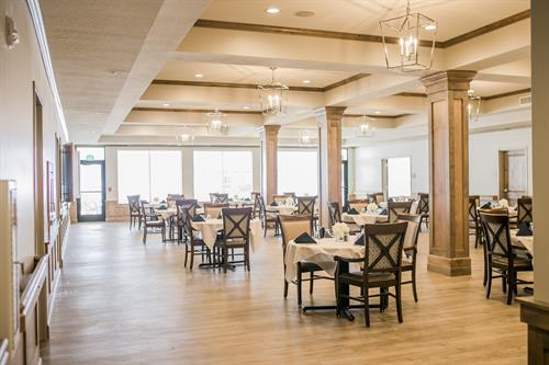 Whisper Cove Assisted Living and Memory Care of Kaysville Dining Rendering