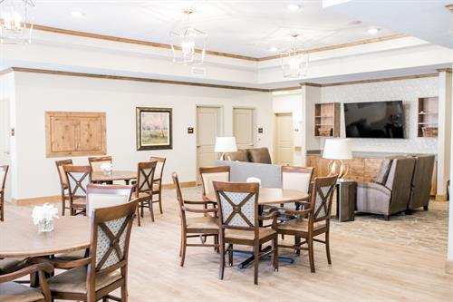 Whisper Cove Assisted Living and Memory Care of Kaysville Memory Care Rendering