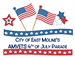 60th Annual AMVETS 4th of July Parade
