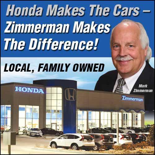 Zimmerman Honda