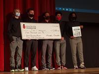 Rock Island High School ''Cobblers'' Win Entrepreneur Award