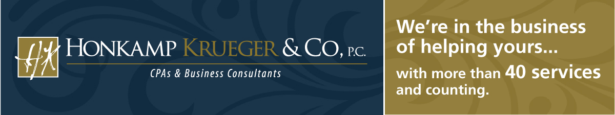 Honkamp & Krueger & Co. P.C.
