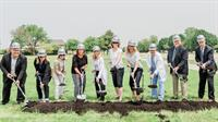 Revive at The Group broke ground on their new Medical Spa