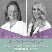 The Group OB-GYN Practice Opens NEW Clinic in Clinton, IA
