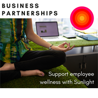 Sunlight Yoga Center launches a new business partnership program!
