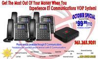 ET Communications Inc - Bettendorf