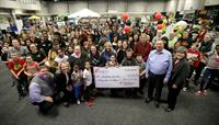 Ascentra Credit Union Foundation Commits $30,000 to Big Brothers Big Sisters Recruitment Efforts