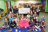 Ascentra Credit Union Foundation Presents $50,000 Grant to Help Fund Girl Scouts Outreach Program