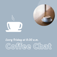 Coffee Chat w/Chamber Staff