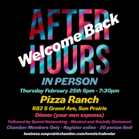 After Hours - Dinner and Speed Networking
