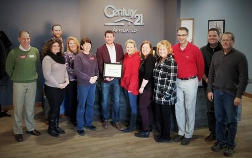 Century 21 Joins the Sun Prairie Chamber