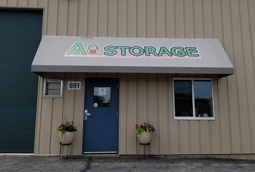 A+ Storage Rental Office