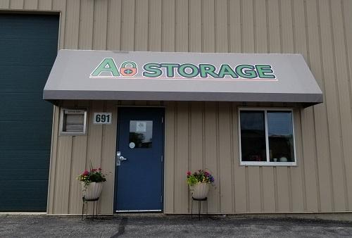 A+ Storage Rental Office