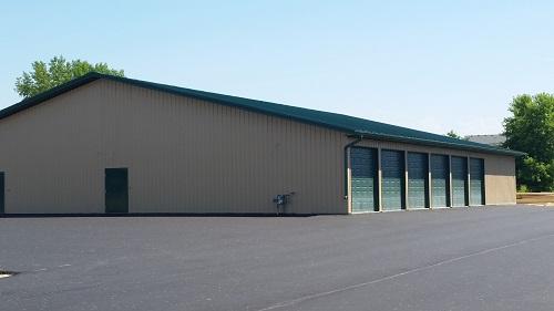 A+ Storage Climate Control Building