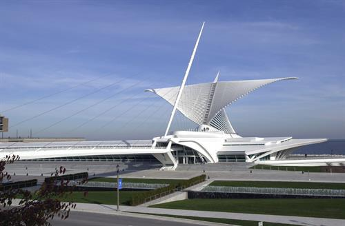 Milwaukee Art Museum Project