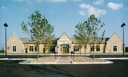 Sun Prairie Public Library Project