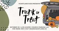Trunk or Treat at Heartland Church