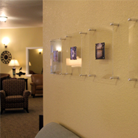 Hyland Crossings - Resident Artwork Display