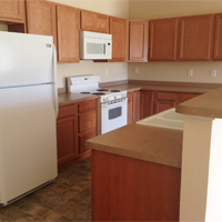 Hyland Park - Apartment Kitchen