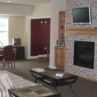 Hyland Park - Community Living Room