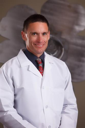 Dr Shawn O'Brien Medical Supervisor