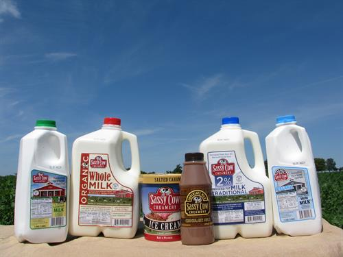 Our Milk Products