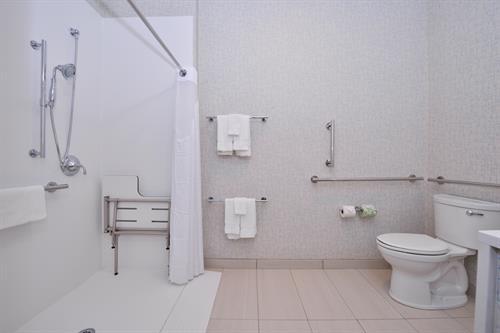 ADA - Roll in shower