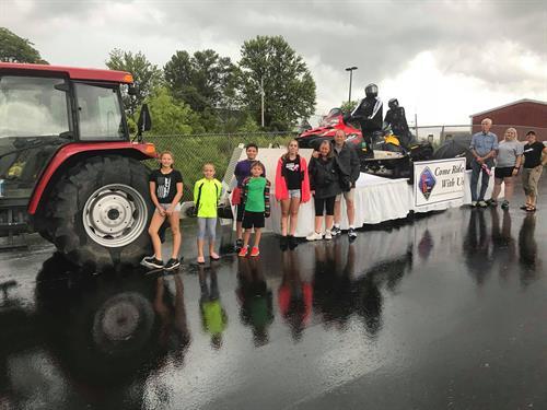 2018 Corn Fest Parade