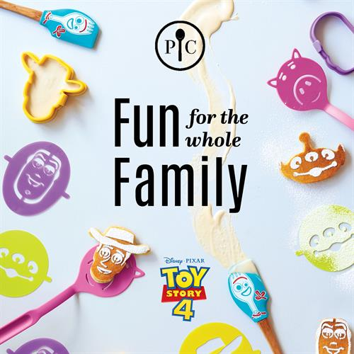 Loving our new Disney*Pixar Toy Story 4 collection! Limited time only! https://www.pamperedchef.com/pws/hanson/shop/Disney+Collection