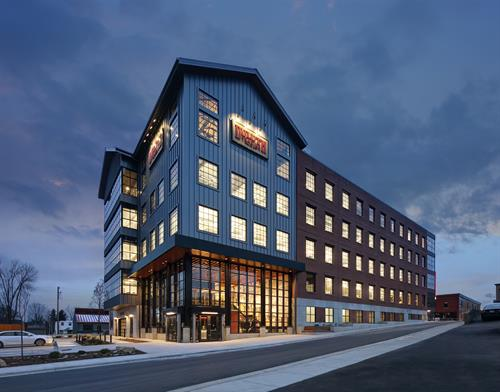 Duluth Trading Company Corporate Headquarters, Mount Horeb, WI