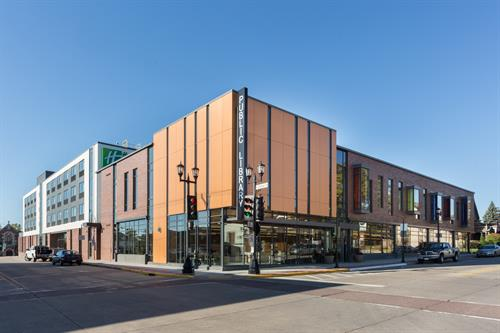 Platteville Public Library, Platteville, WI