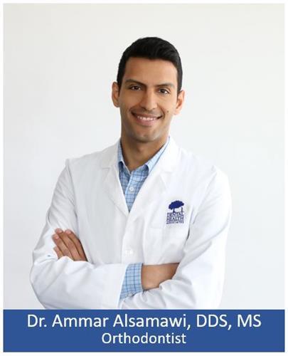 Ammar Alsamawi, DDS, MS, Orthodontist
