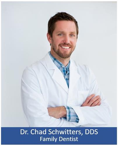 Chad Schwitters, DDS, Family Dentist