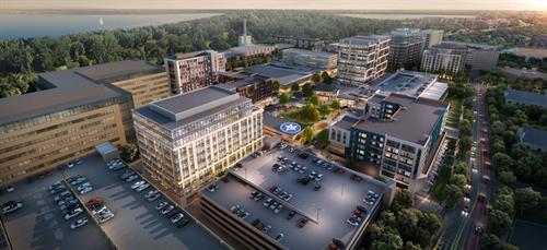 Madison Yards Development