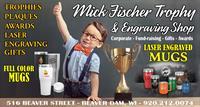 Mick Fischer Trophy & Engraving Shop