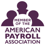 Member of the American Payroll Association