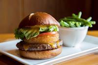 Pretzel Bender Burger