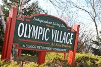 Olympic Village is conveniently located off Georgia O'Keeffe Avenue in Sun Prairie.