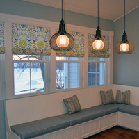 Farmhouse Dining Room Addition