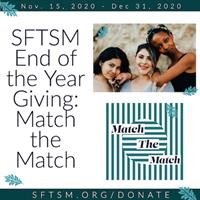 Shelter From the Storm Ministries located in Sun Prairie, WI is delighted to announce the SFTSM End of The Year Giving Campaign-Match the Match