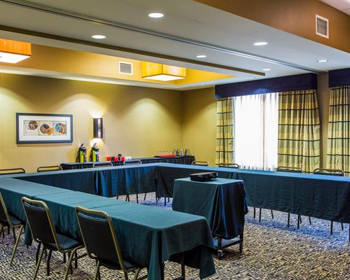 Wisconsin Meeting Room