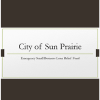 Sun Prairie Emergency Loan Fund Helps Local Small Businesses Recover from COVID-19 Related Losses