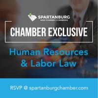 Chamber Exclusive: Labor & Employment Update