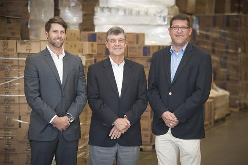 Andrew, Lewis, and Benjy Miller- Southeastern Paper Group Owners