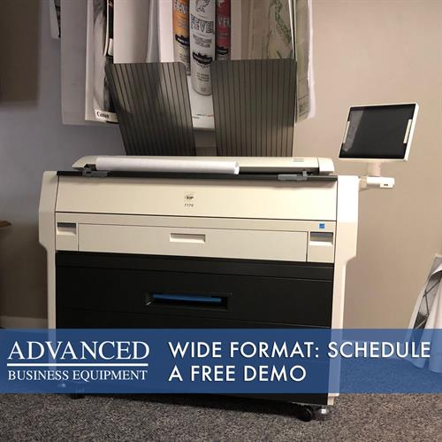 Advanced Business Equipment: your go-to experts for all things wide format